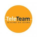 Logo TeleTeam Call Center und Service GmbH