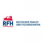 Logo Rostocker Fracht- und Fischereihafen GmbH